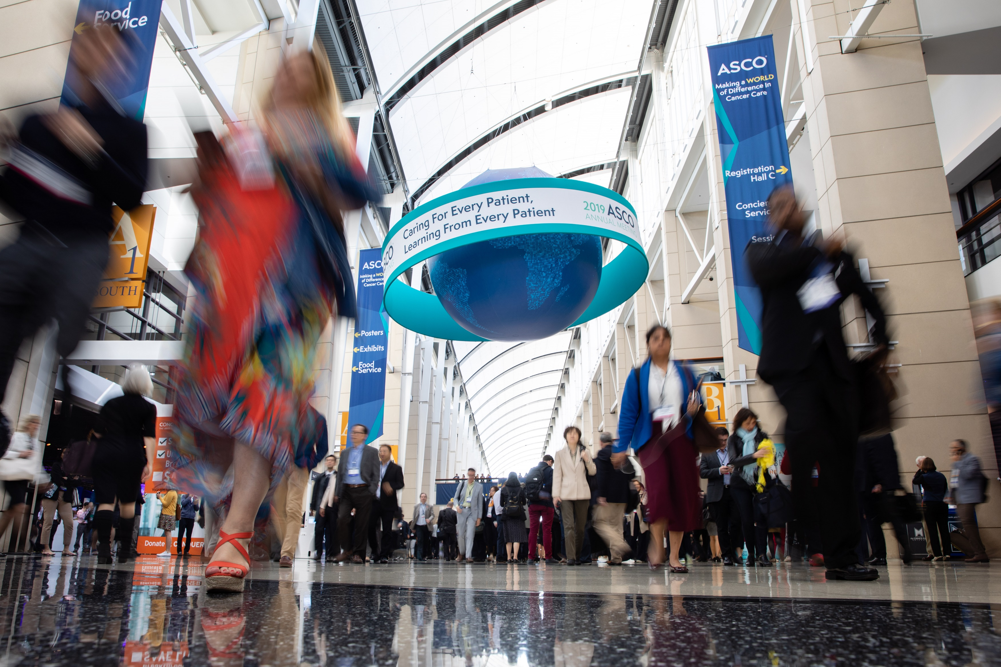 Asco 2019 event analyser – low-key meeting belies some huge