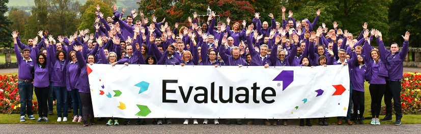 The Evaluate team