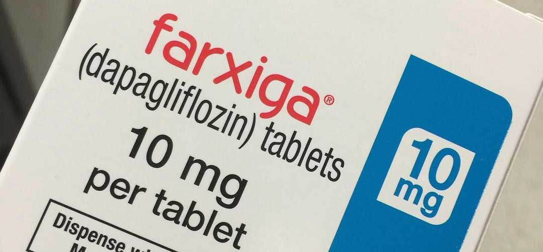 Your Farxiga blood sugar is normal