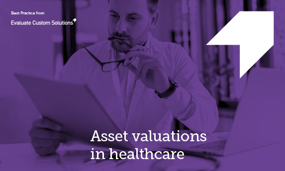 Asset valuations in Healthcare