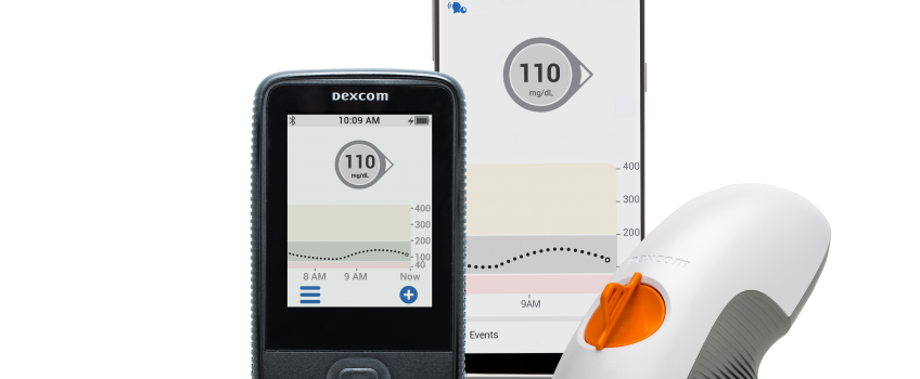 Dexcom's G6 continuous blood glucose monitor