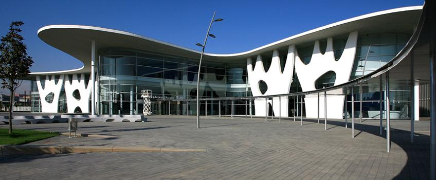 The Barcelona conference centre where Esmo will take place
