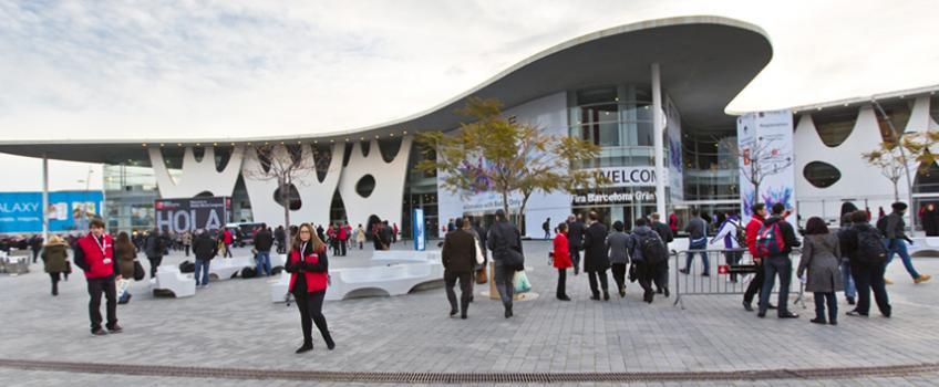 Barcelona conference centre that will host this year's Esmo meeting