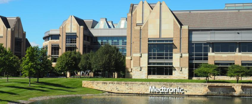 Medtronic's operational headquarters