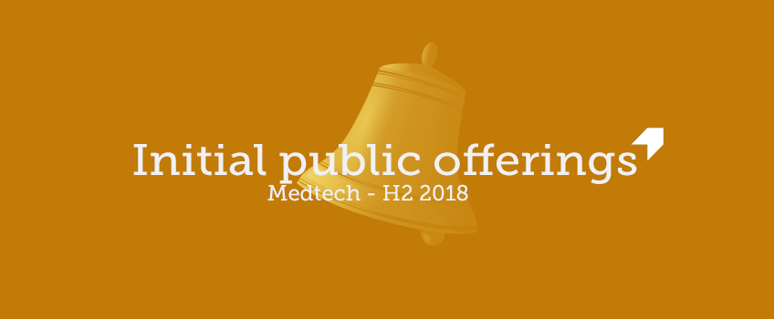Medtech IPO analysis H2 2018