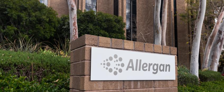 Allergan HQ in California